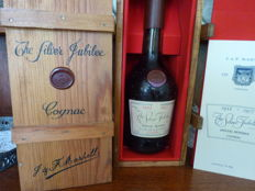 Martell Silver Jubilee 1952-1977 Special Reserve Cognac - 1 Bottle in Original Wooden Box