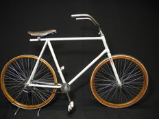 Dalila - France - Circus bicycle - 1930's
