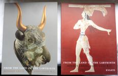 Collective - From the land of the labyrinth - Minoan Crete, 3000-1100 b;c;