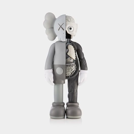 check out 3e5b3 336c0 KAWS - Companion - Grey Flayed Dissected - Catawiki