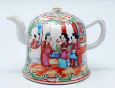 Exquisite teapot ct teapot - China - ealy 20th century (Republic period)