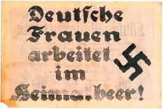 Germany - German overprint Reich fifty million marks 1923 - banknote with propaganda print