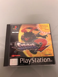 Playstation 1 game Strider 2 including Strider 1