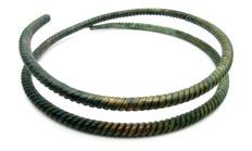Early Medieval Viking Twisted Neck-Torc - 170 mm