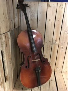 Nice Cello Handmade with old Bow