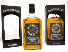 2 bottles - Invergordon 43 years old 1972 vintage - 48.3% abv. - only 468 bottles (2x 70cl)