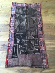 Very nice traditional textile - KUBA - D.R Congo