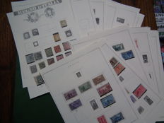 Kingdom of Italy – 1861–1942 – Assorted lot with stamps and travelled letters