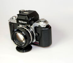 Nikon F2SB body + Nikkor 50mm 1:1.4