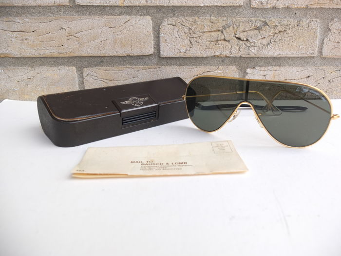 Ray Ban – Bausch & Lomb Wings – Sunglasses – Unisex