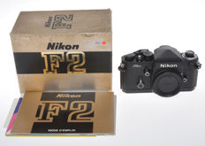 "Nikon F2 Titan ""name"", very rare camera"