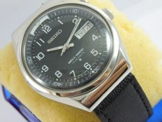 Seiko Bell-matic Model Alarm Men's Watch from 1970's