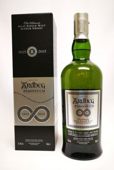 Ardbeg Perpetuum - Distillery Bottling 200th anniversary.