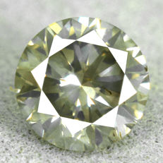 Diamant - 0.70 ct No Reserve Price