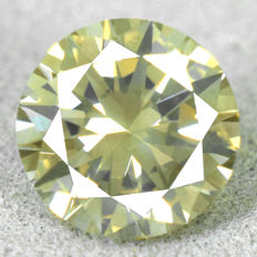 Diamant - 1.36 ct, VS2