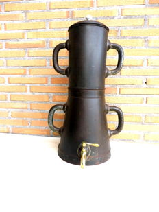 Campaign coffee pot 1st World War - France