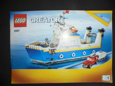 Creator - 4997 - Transport Ferry.