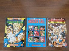 Dragon Ball - a collection of albums - from no. 5 to no. 62 - 1st edition (1995-97)