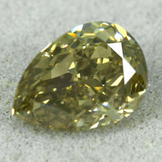 Diamant - 1.01 ct