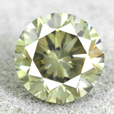 Diamant 0.53 ct - VS2