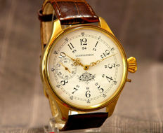 Longines - marriage watch - from 1899-1901