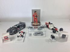 "TSM - Scale 1/8-1/43 - McLaren ""All Stars"" Summer Splash Set with 9 models"