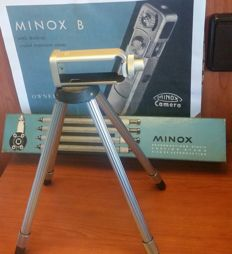 Minox reproduction tripod Like new