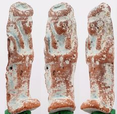 Egyptian clay Shabti - ca. 5,3cm c. 2,09 inches