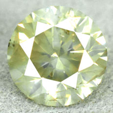 Diamant - 0.59 ct No Reserve Price