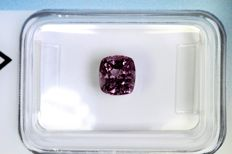 Purple spinel – 1.11 ct