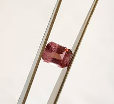 Pinkish Purple Spinel – 1.62 ct – GIA Certified