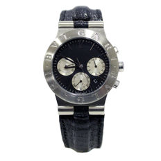 Bulgari - Diagono CH 35 S - Unisex Watch - 2000´s