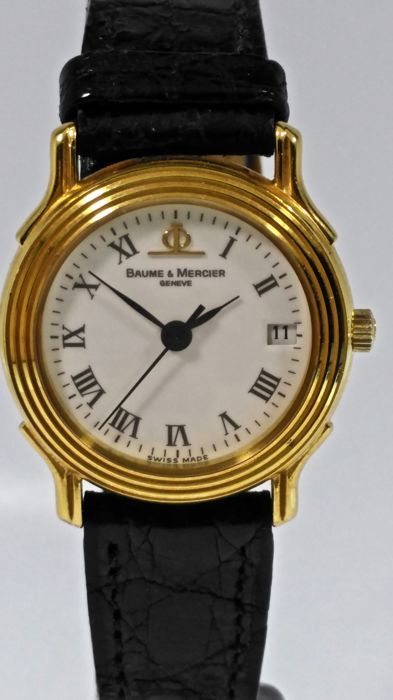 Baume & Mercier - 18kt Gold - Ladies' - 1990-1999