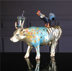 CowParade - Something to Crow About - Ella Jackson Walley