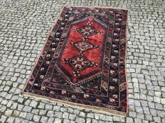 Old KAZAK RUG Hand knotted  180X116 cm