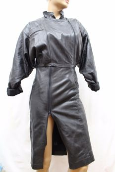 Anthony Delon - Leather Dress