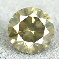 Diamant - 0.51 ct No Reserve Price