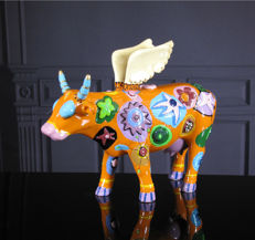 CowParade - Angelicow Medium - Liz Lomax