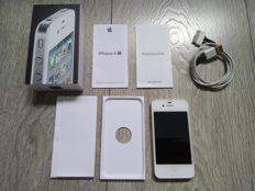 Apple iPhone 4 8GB - White - in original box - simlock free - Model A1332