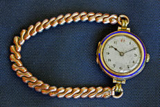 Rolex W&D – Ladies' watch – 1946