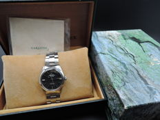 1987 ROLEX AIR KING 5500 ORIGINAL BLACK DIAL WITH BOX AND PAPER
