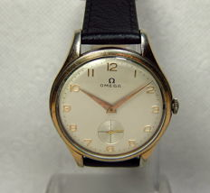 Omega manual winding men,s watch 1950