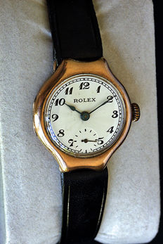 Rolex W&D – Ladies' watch – 1964