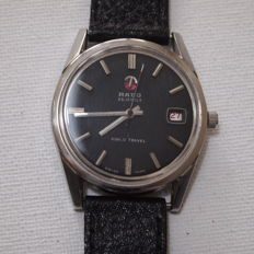 Rado 'World Travel' automatic model 11792 – Gents' Swiss wristwatch – circa 1970s