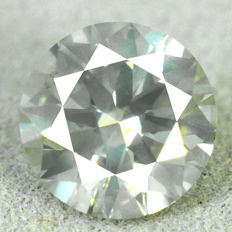 Diamant - 1.06 ct