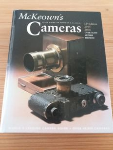 McKeown's Price Guide To Antique & Classic cameras, 2005-2006