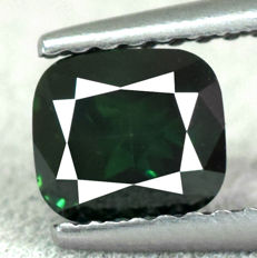 Blue-green diamond 1.02 ct – VS2 – Low Reserve Price