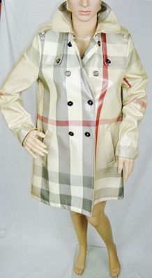 Burberry – Rain Coat