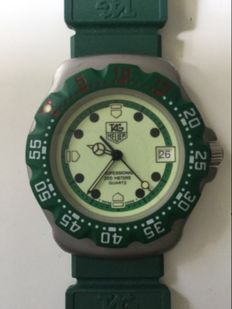 TAG Heuer – professional