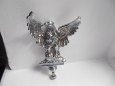 vintage EAGLE / SPHINX  chrome car mascot stunning detail
